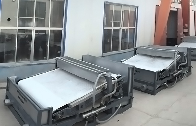 平板式磁选机
