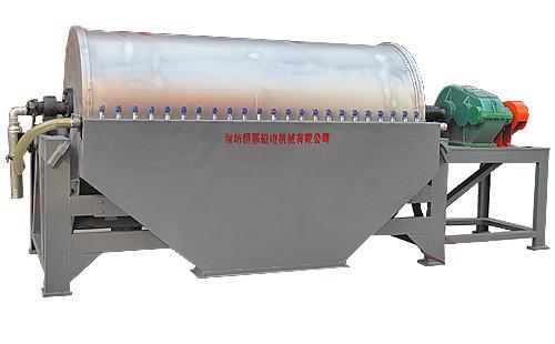 筒式永磁磁选机